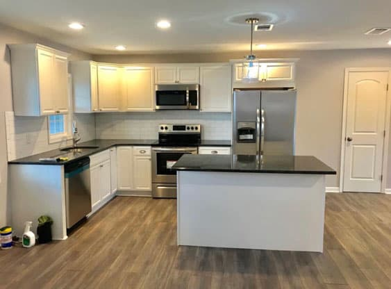 recessed lighting in kitchen electrician northeast philadelphia lansdale pa